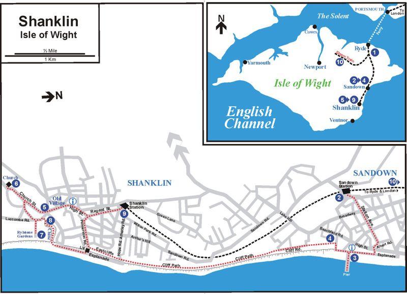 ShanklinMap
