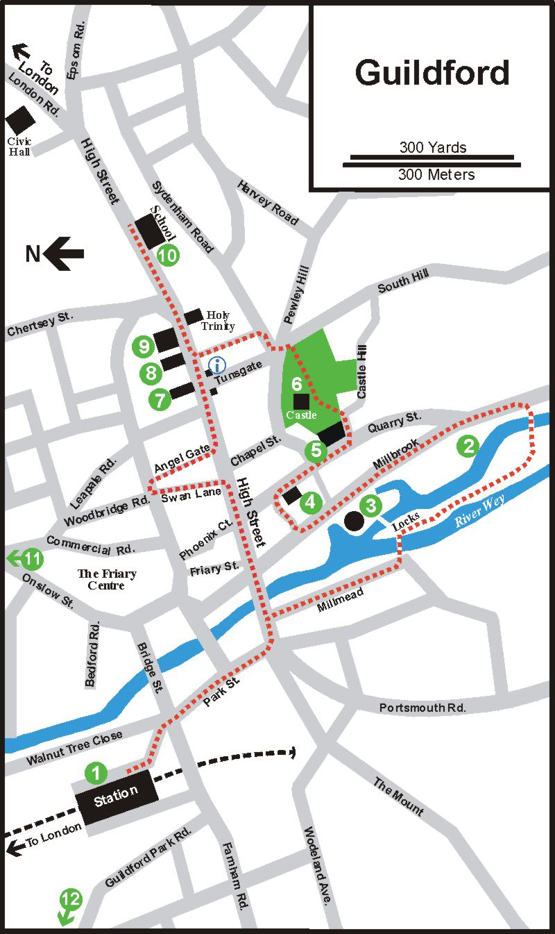 GuildfordMap