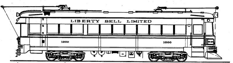 LibertyBellLimitedTrolley